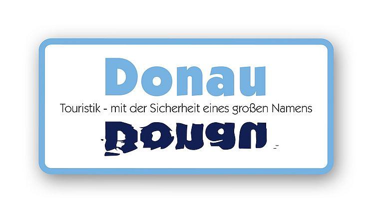 Donau Touristik, Logo