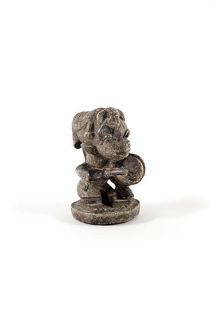 Feldwächter, Sierra Leone, 16./17. Jahrhundert, Stein